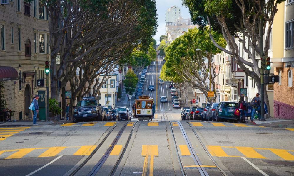 LAXPress Van Rental San Fransisco